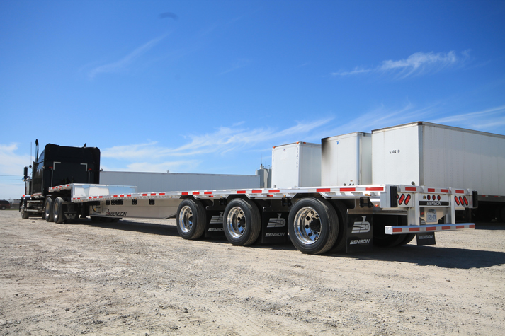 Axle Weights For Tractor Trailers In Ontario : New trailers for sale ontario dockside trailer sales