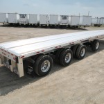 4 Axle Darkwing Flatbed